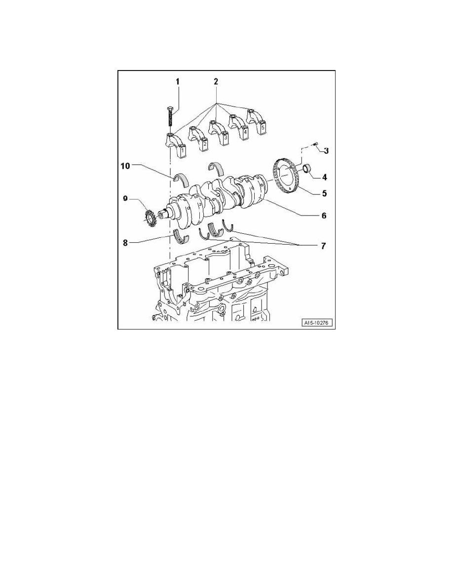 Audi Workshop Manuals > A4 Sedan L4-2.0L Turbo (BPG) (2005