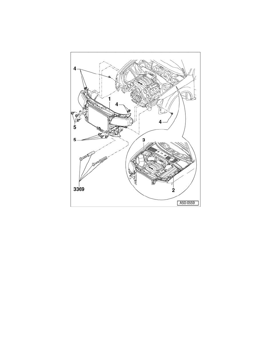 Audi Workshop Manuals > A4 Sedan L4-2.0L Turbo (BPG) (2005