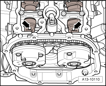 Audi Workshop Manuals > A5 > Power unit > 8-cylinder