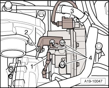 Audi Workshop Manuals > A5 > Power unit > TDI injection