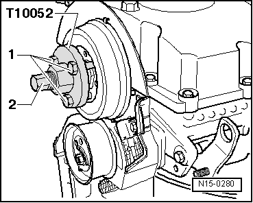 Audi Workshop Manuals > A5 > Power unit > 4-cylinder TDI