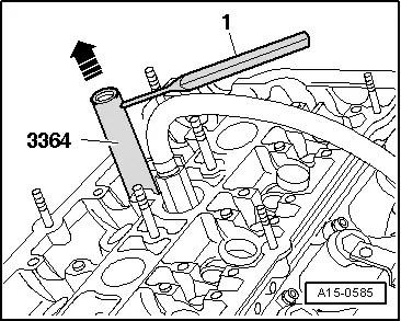 Audi Workshop Manuals > A5 > Power unit > 4-cylinder
