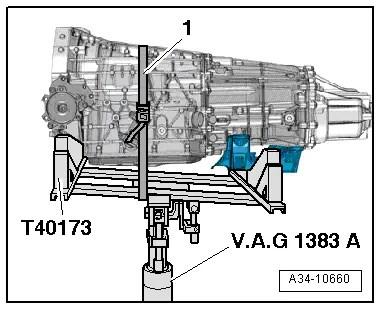 Audi Workshop Manuals > A5 > Power transmission