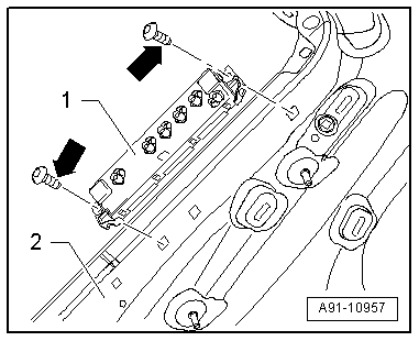 Audi Workshop Manuals > A5 > Vehicle electrics