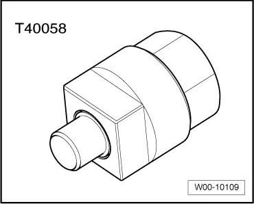Audi Workshop Manuals > A5 > Power unit > 6-cylinder