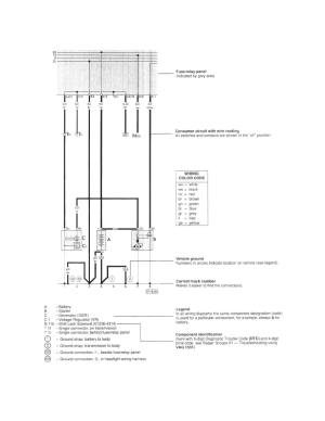 Audi Workshop Manuals > A6 Quattro Sedan V627L Turbo