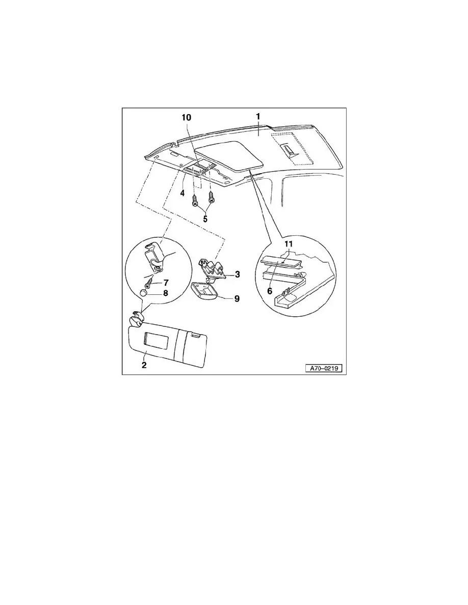 Audi Workshop Manuals > A6 Quattro Sedan V6-3.0L (AVK