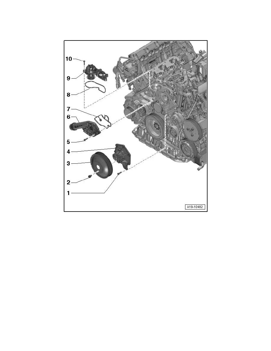 Audi Workshop Manuals > A6 Quattro Sedan V6-3.2L (BKH