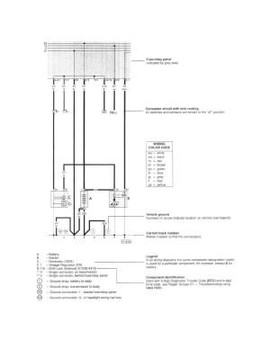 Audi Workshop Manuals > A6 Quattro Sedan V842L (ART