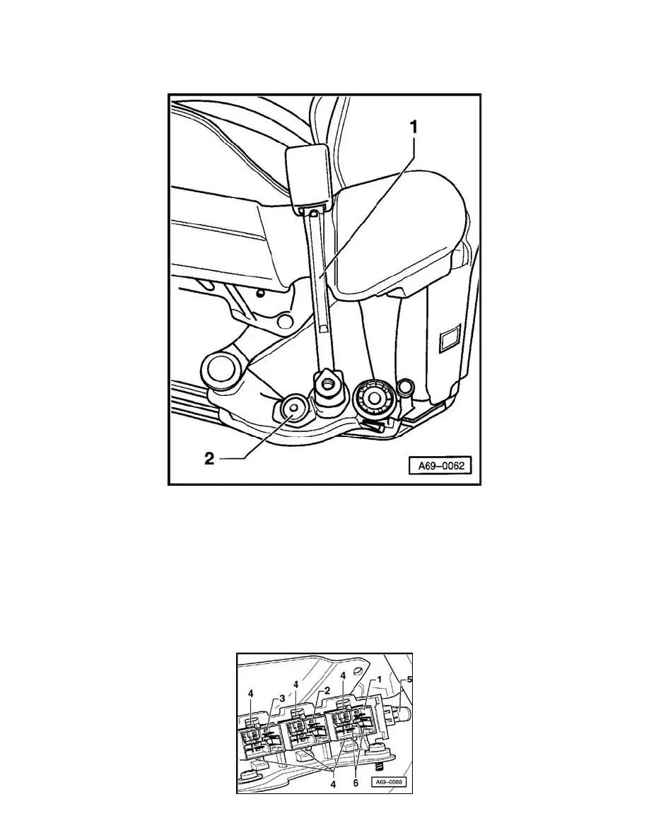 Audi Workshop Manuals > A6 Quattro Wagon V6-3.0L (AVK