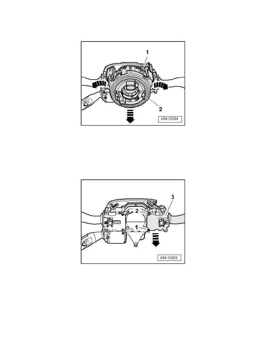 Audi Workshop Manuals > A6 Quattro Wagon V6-3.2L (BKH