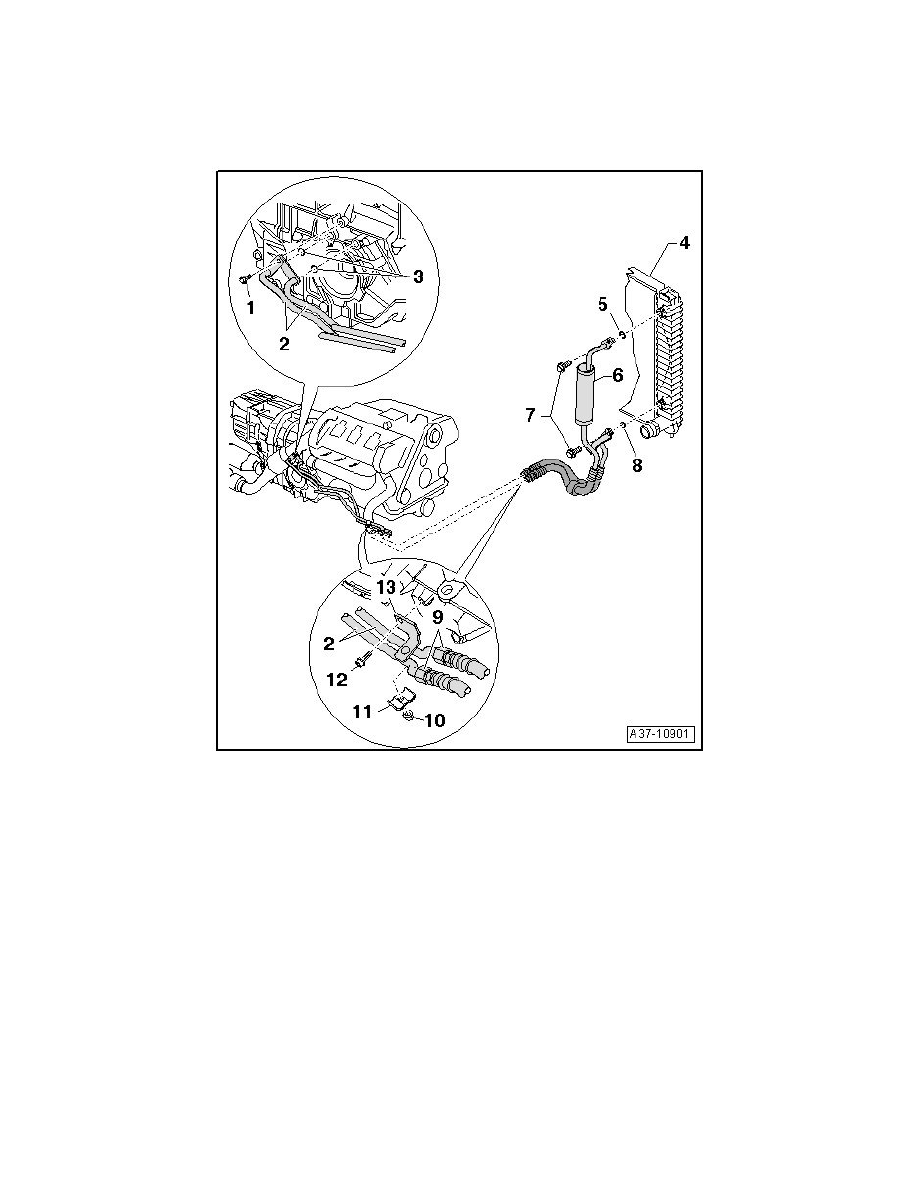 Audi Workshop Manuals > A6 Sedan V6-3.2L (BKH) (2007