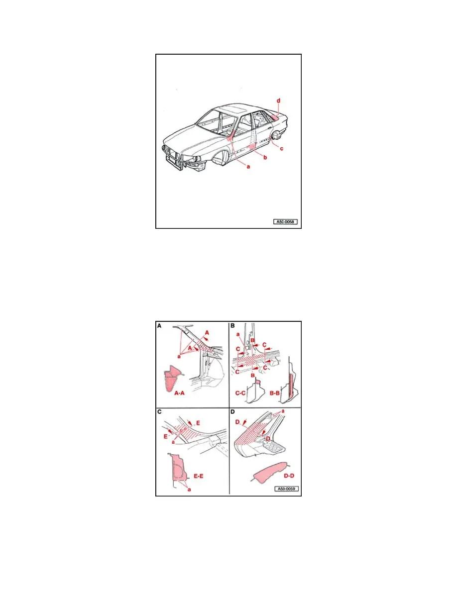 Audi Workshop Manuals > A8 Quattro Sedan V8-4.2L (AKB
