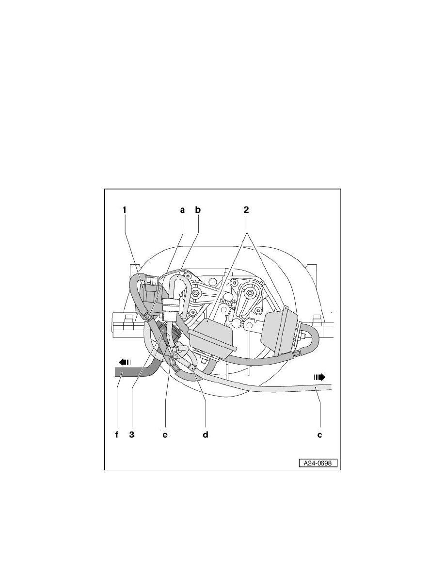 Audi Workshop Manuals > A8 Quattro Sedan V8-4.2L (BFM