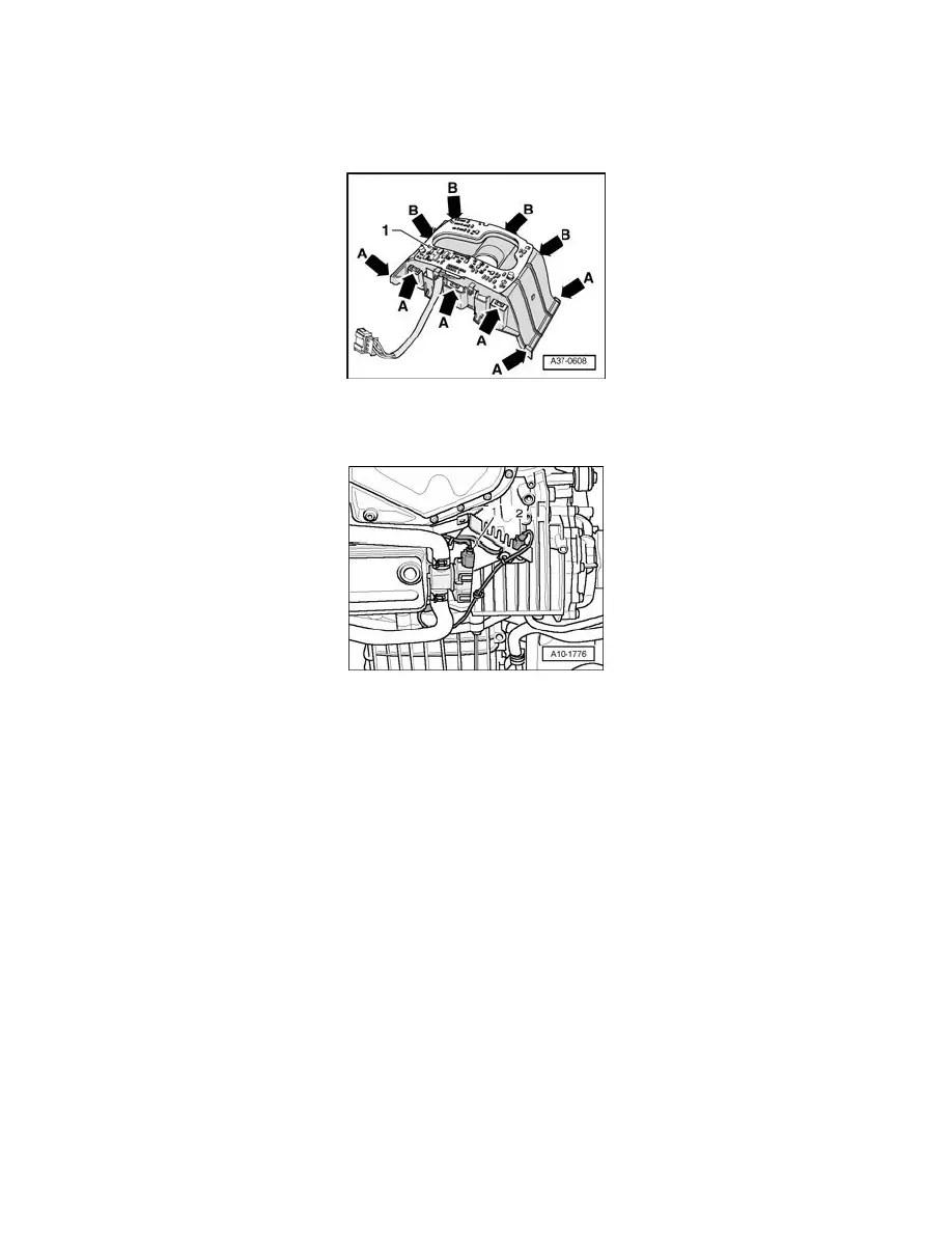 Audi Workshop Manuals > A8 Quattro Sedan V8-4.2L (BGK