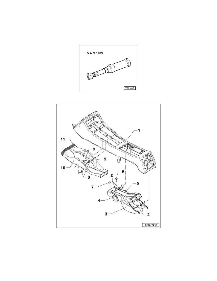 Audi Workshop Manuals > A8 Quattro Sedan V8-4.2L (BVJ