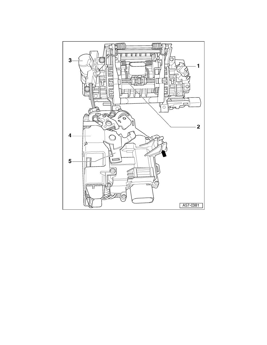 Audi Workshop Manuals > A8 Quattro Sedan V8-4.2L (BVJ