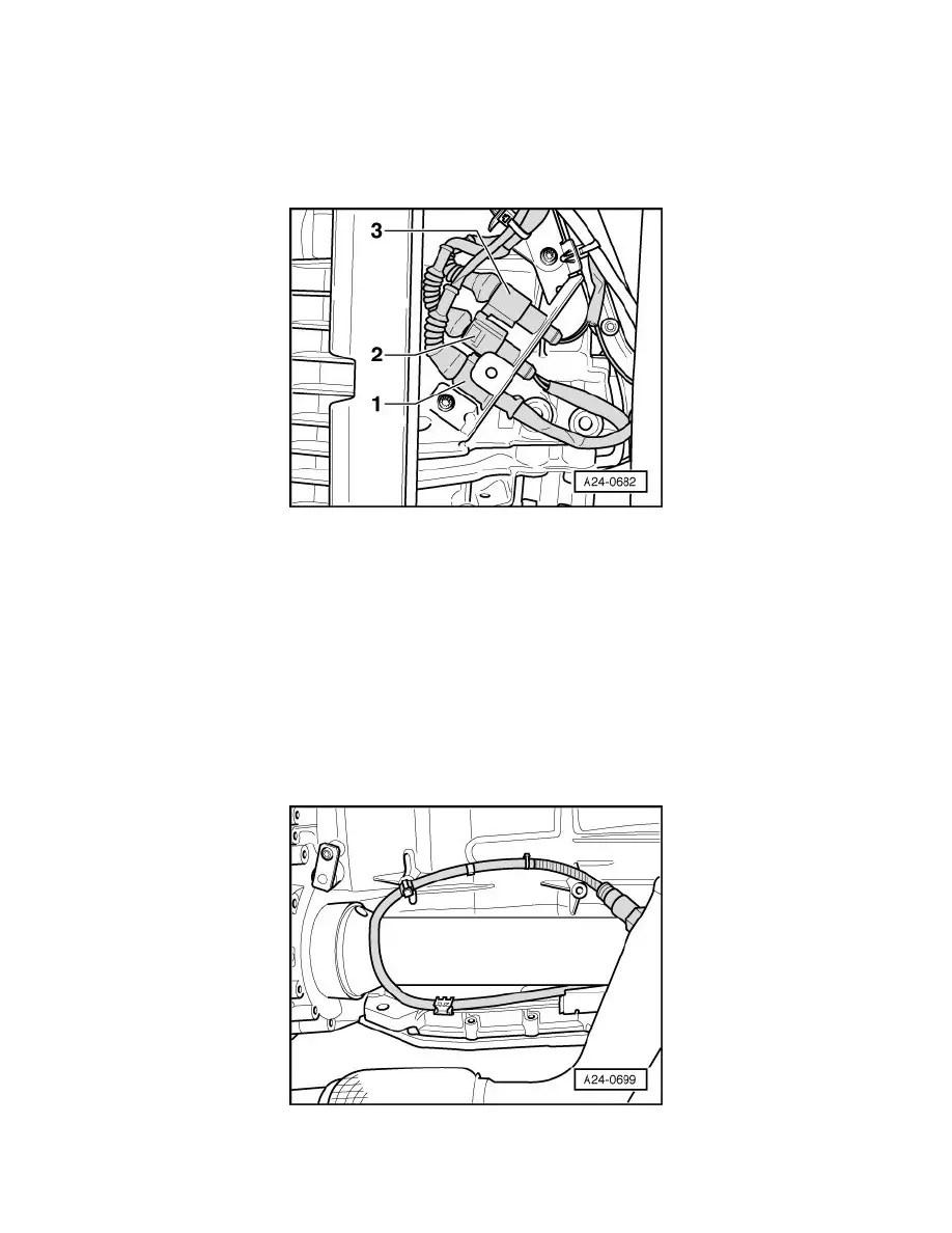 Audi Workshop Manuals > A8L V8-4.2L (BFM) (2004
