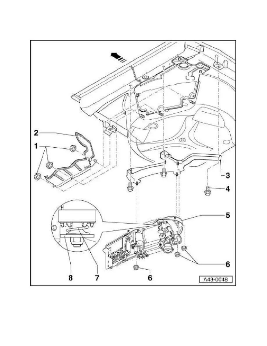 Audi Workshop Manuals > Allroad Quattro V6-2.7L Turbo (BEL