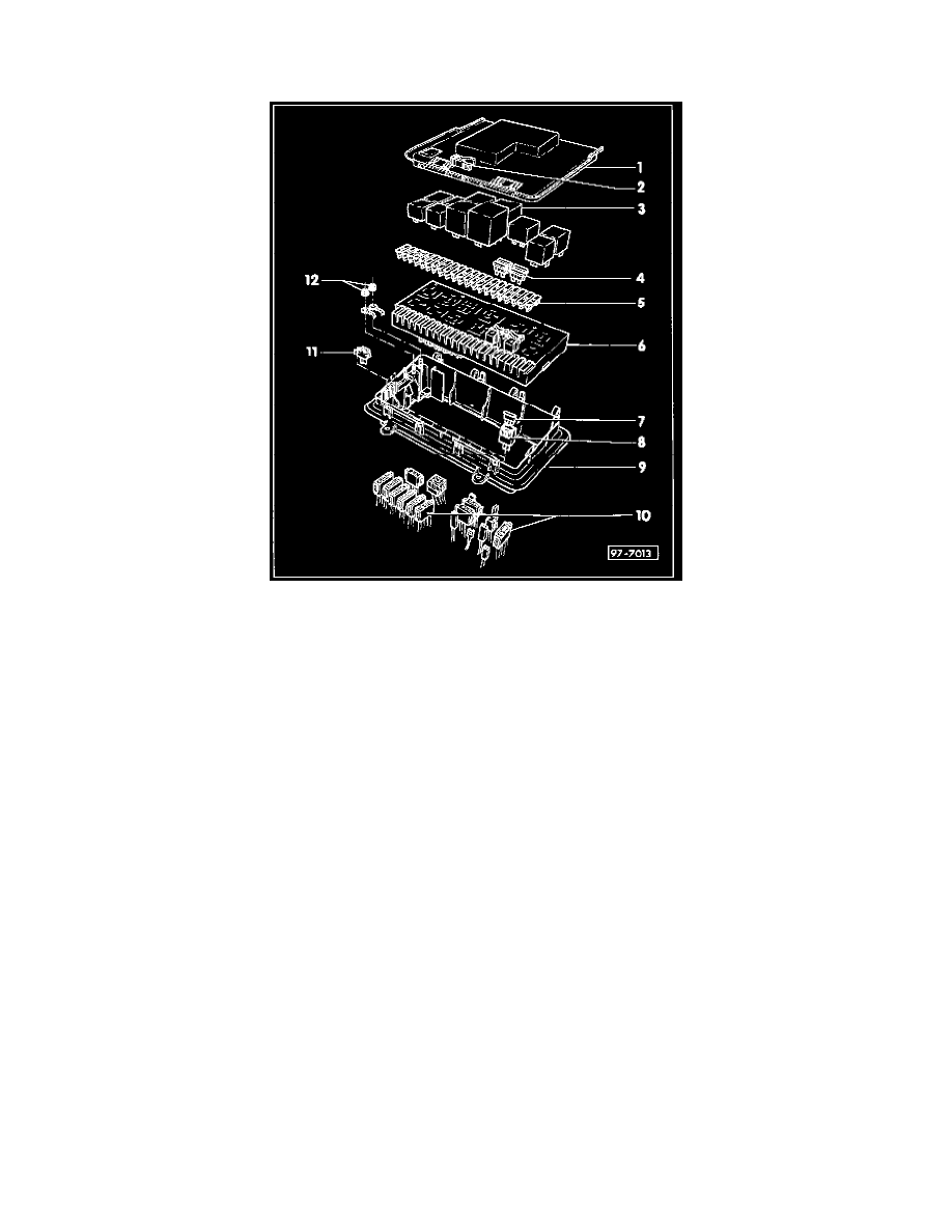 medium resolution of maintenance fuses and circuit breakers fuse block component information service and repair main fuse relay panel service flow