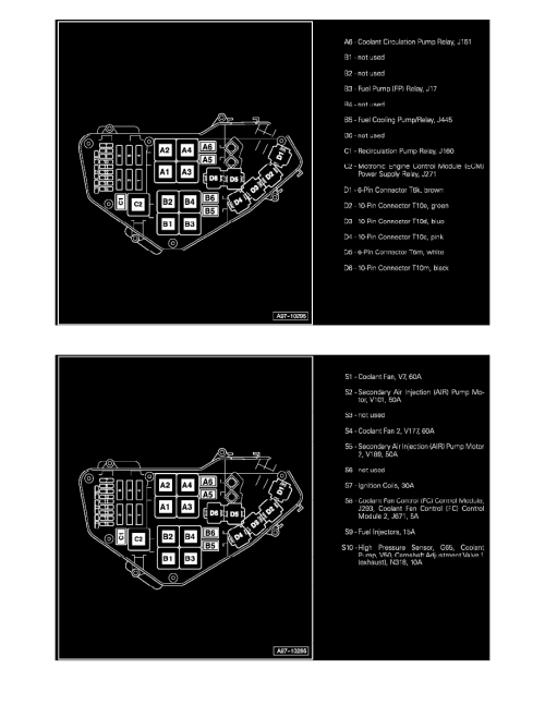 small resolution of 2007 audi a6 fuse box diagram audi auto wiring diagram