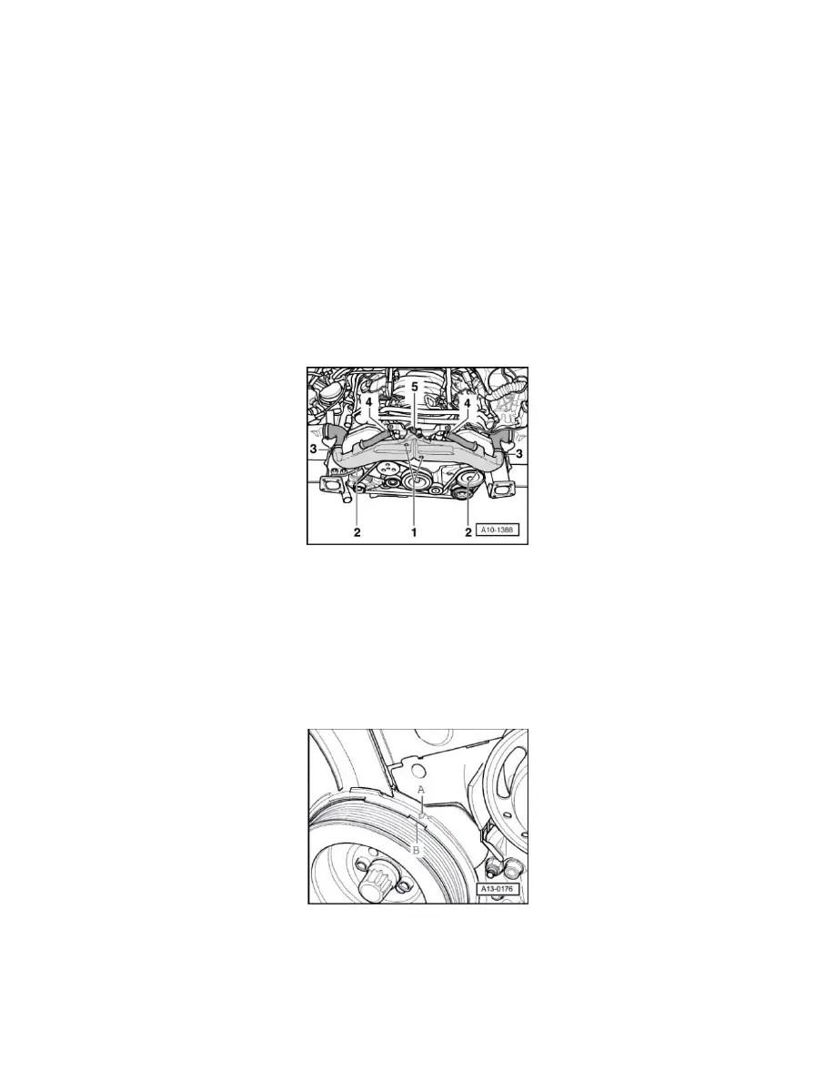 Audi Workshop Manuals > RS 6 V8-4.2L Turbo (BCY) (2003