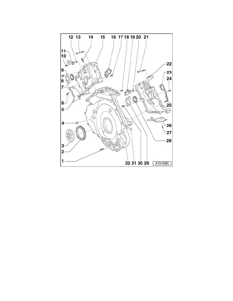 Audi Workshop Manuals > S4 V8-4.2L (BHF) (2004) > Engine