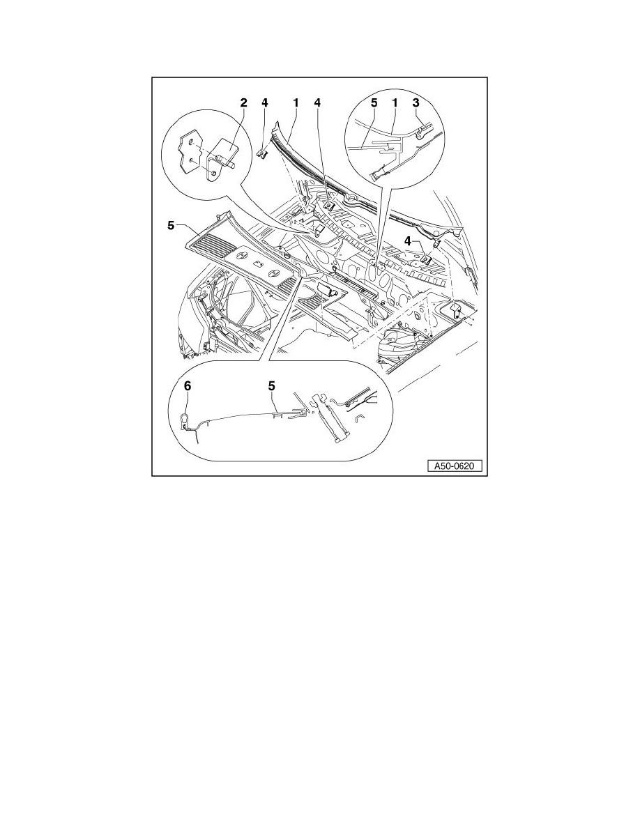 Audi Workshop Manuals > S4 Quattro Cabriolet V8-4.2L (BHF