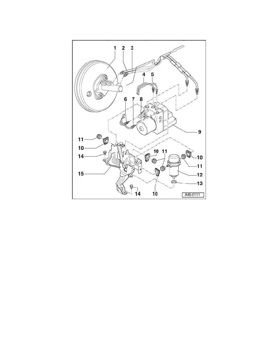 Audi Workshop Manuals > S4 Quattro Sedan V8-4.2L (BHF