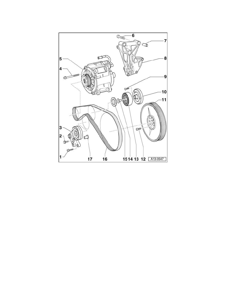 Audi Workshop Manuals > S4 Quattro Sedan V8-4.2L (BHF