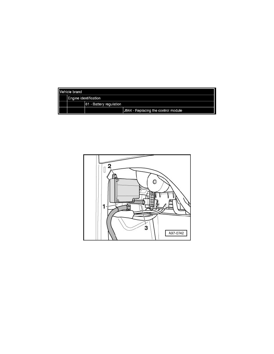 Audi Workshop Manuals > S8 Quattro Sedan V10-5.2L (BSM
