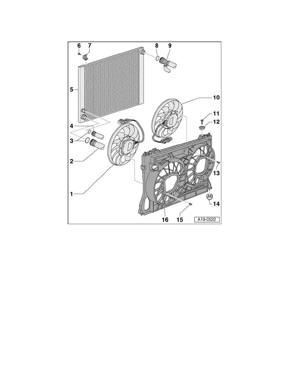 Audi Workshop Manuals > S8 Quattro Sedan V10-5.2L (BSM