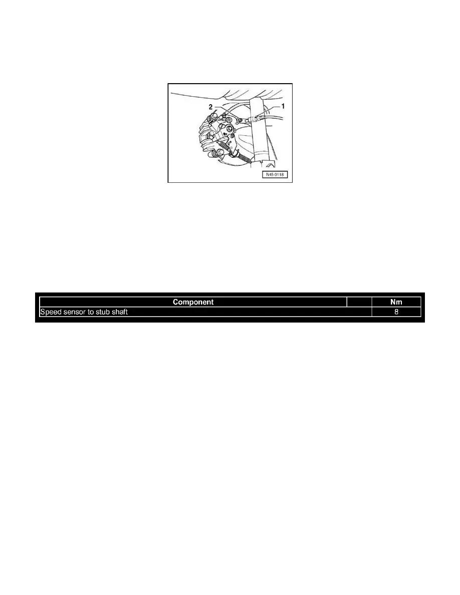 Audi Workshop Manuals > TT Coupe L4-1.8L Turbo (AWP) (2005