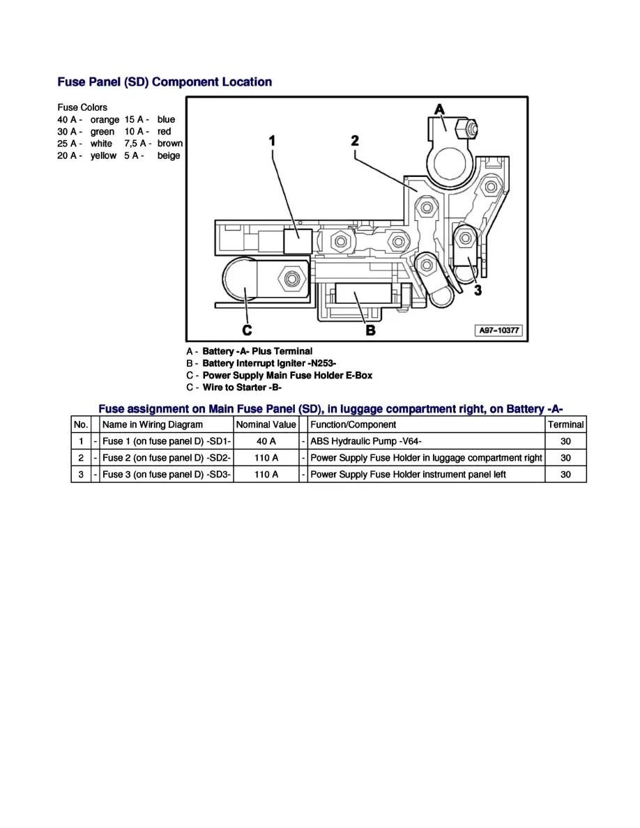Audi Workshop Manuals > TT Quattro Coupe L4-2.0L Turbo