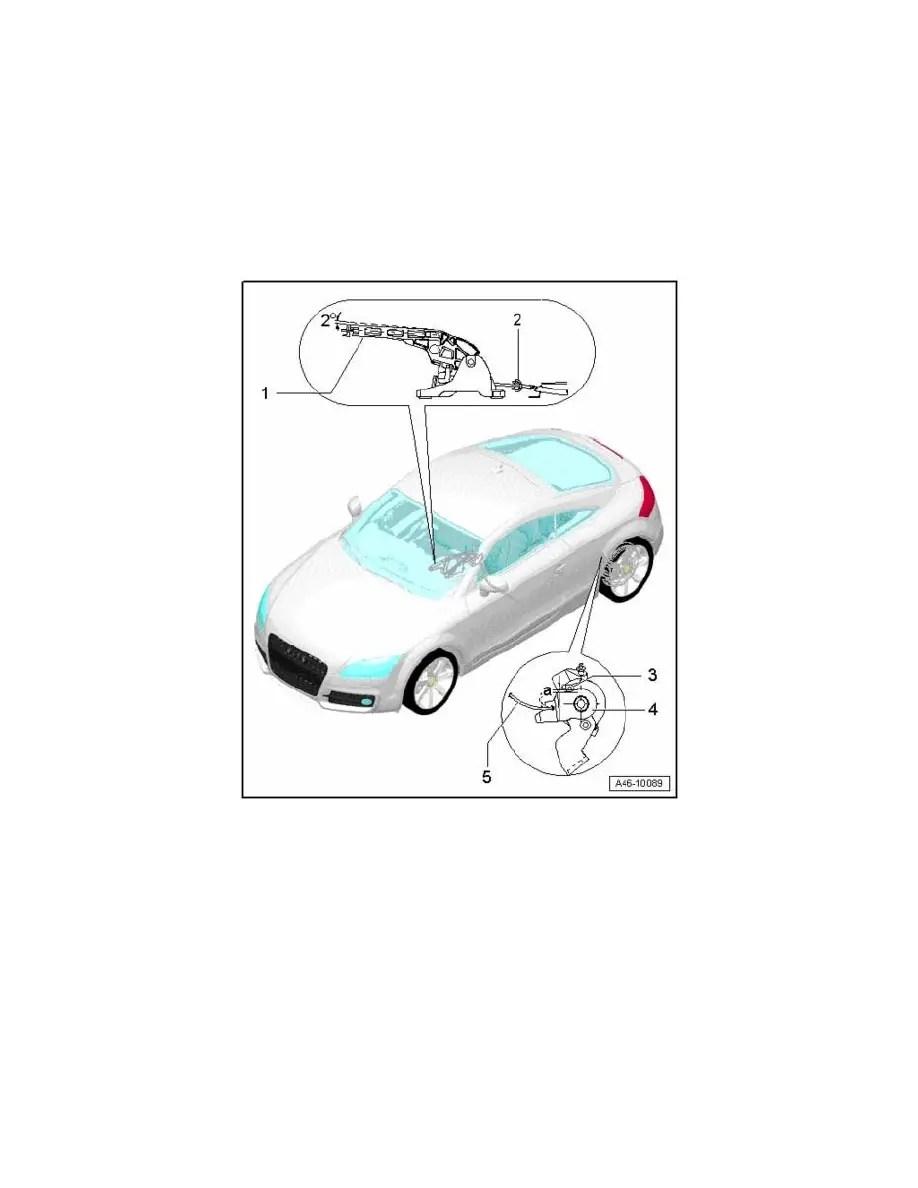Audi Workshop Manuals > TT Quattro Coupe V6-3.2L (CBRA