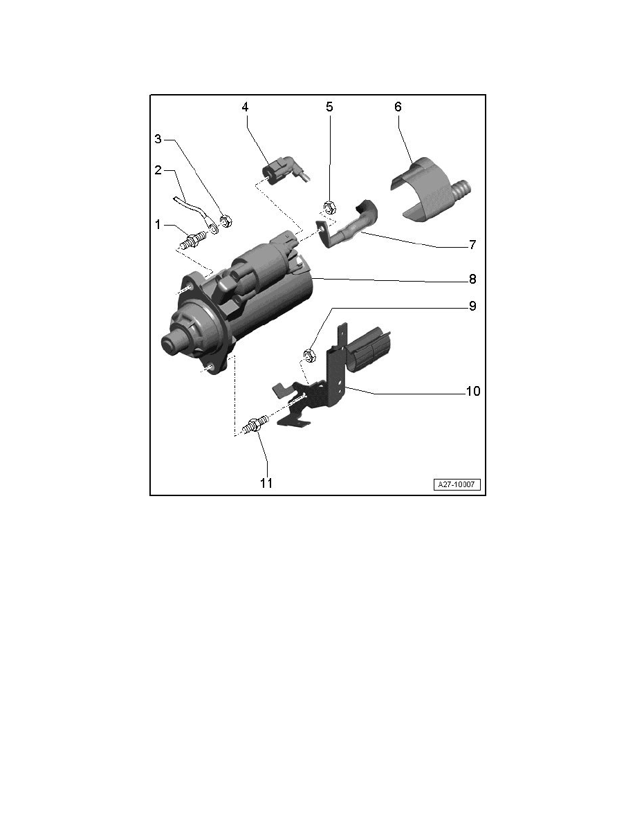 Audi Workshop Manuals > TT Quattro Coupe V6-3.2L (CBRA