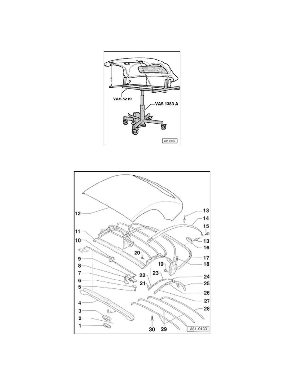 Audi Workshop Manuals > TT Quattro Roadster L4-1.8L Turbo