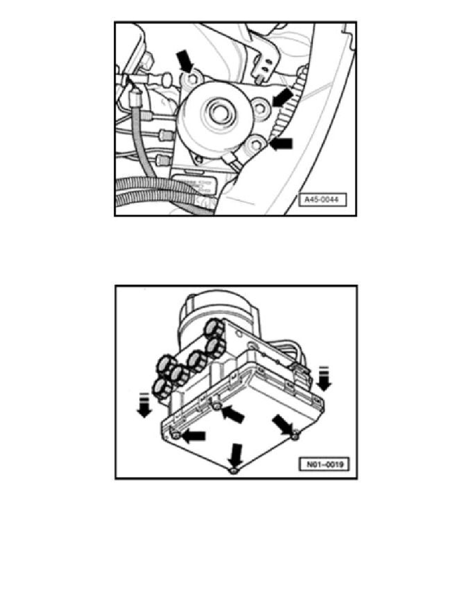 Audi Workshop Manuals > TT Quattro Roadster V6-3.2L (BHE