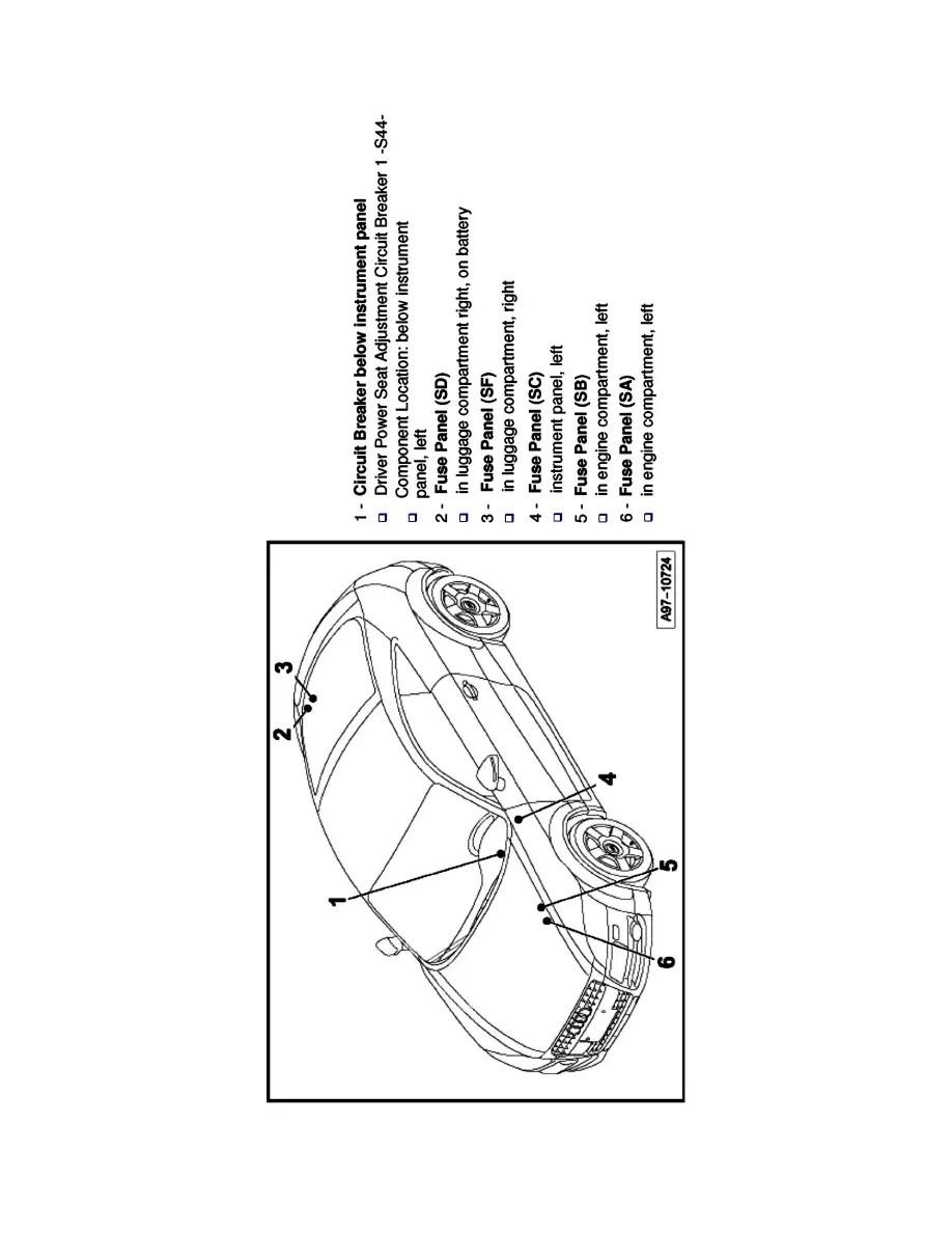 Audi Workshop Manuals > TT Roadster L4-2.0L Turbo (BPY