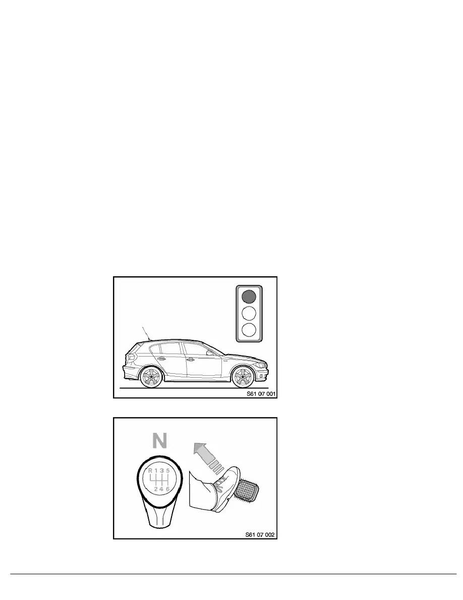 BMW Workshop Manuals > 1 Series E81 116i (N43) 3-door > 1