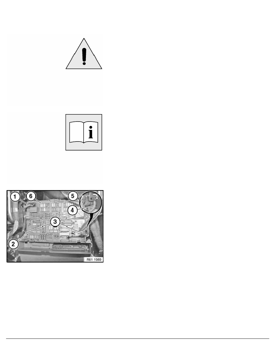 hight resolution of 2 repair instructions 61 general electrical system 13 plug connection terminal fuse