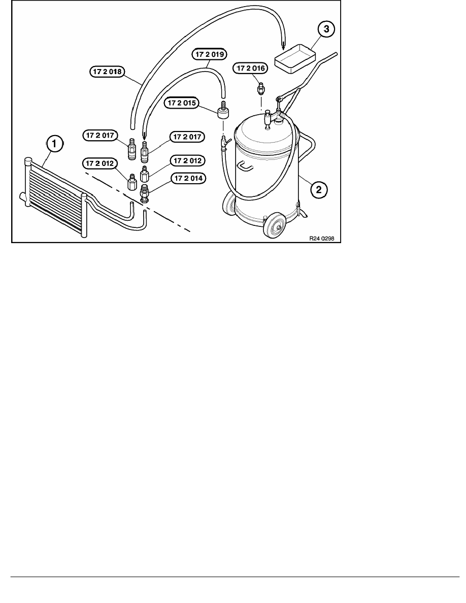 Youan: Bmw E30 Automatic Transmission Radiator