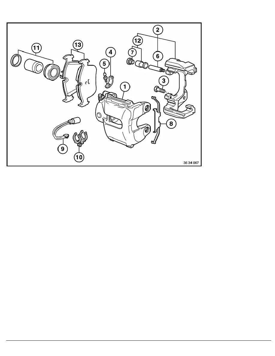 BMW Workshop Manuals > 3 Series E36 316i (M40) SAL > 2