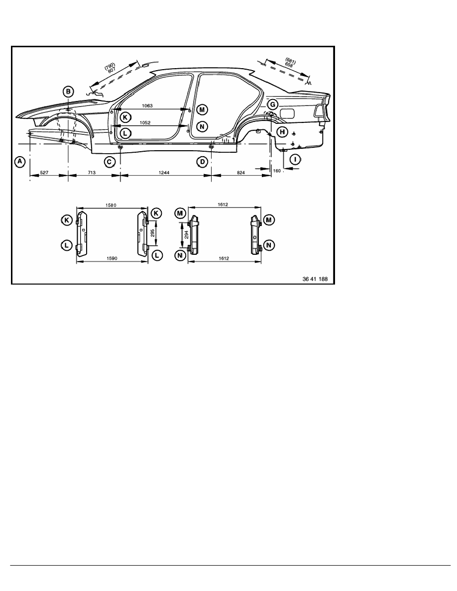 BMW Workshop Manuals > 3 Series E36 316i (M43) COUPE > 2