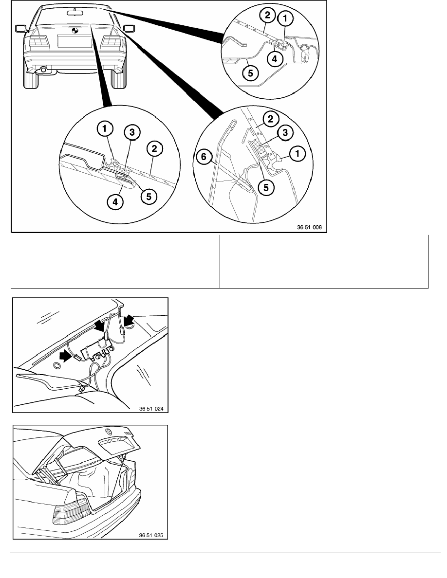 BMW Workshop Manuals > 3 Series E36 316i (M43) COUPE > 2