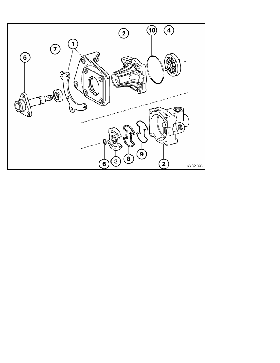 BMW Workshop Manuals > 3 Series E36 316i (M43) TOUR > 2