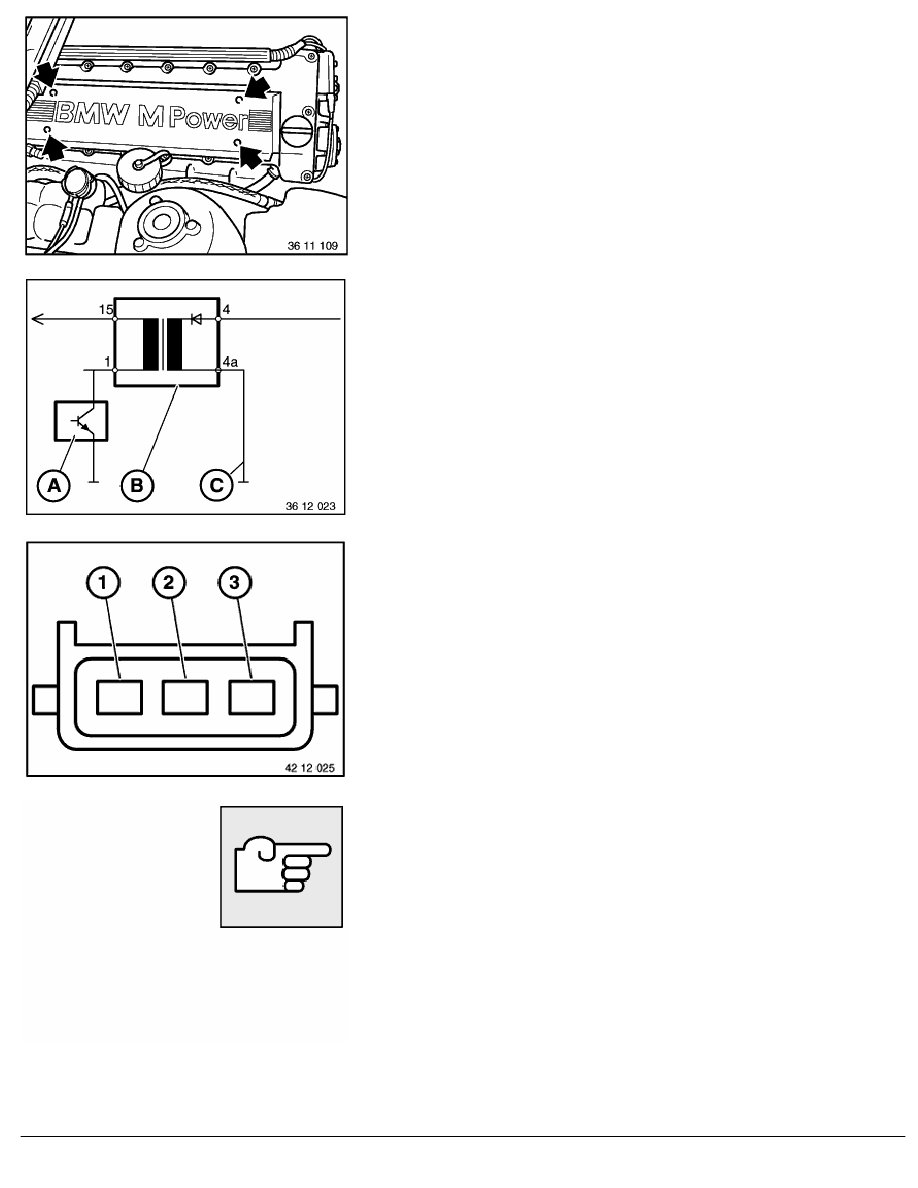 medium resolution of bmw workshop manuals u003e 3 series e36 318is m42 coupe u003e 2 repair bmw x5 ignition coil diagram bmw ignition coil diagram