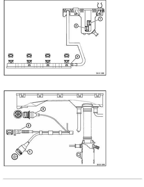 small resolution of 2 repair instructions 61 general electrical system 11 wiring harness 2 ra replacing section of engine wiring harness m42 page 2216