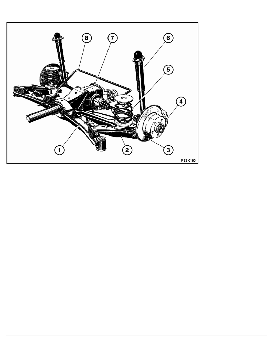 BMW Workshop Manuals > 3 Series E36 318ti (M44) COMP > 2