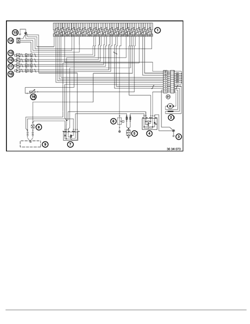 small resolution of 2 repair instructions 61 general electrical system 12 auxiliary cable 1 ra abs wiring diagram